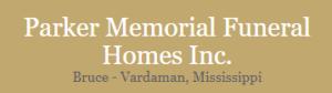 Parker Memorial Funeral Homes